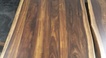 Finished Acacia Wood Slab
